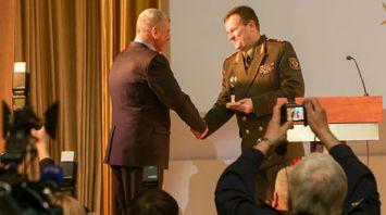 Белорусский союз ветеранов войны в Афганистане отмечает 25-летие
