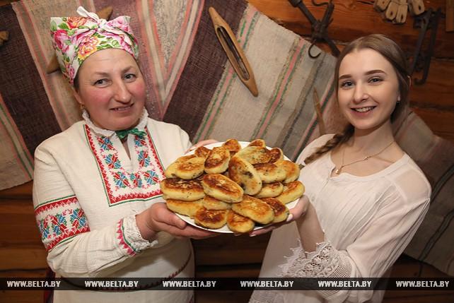 Секреты приготовления аутентичных постных блюд раскрыли в Полоцком районе