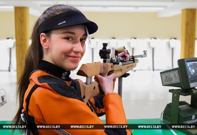 В Бресте проходит этап Кубка Беларуси по пулевой стрельбе