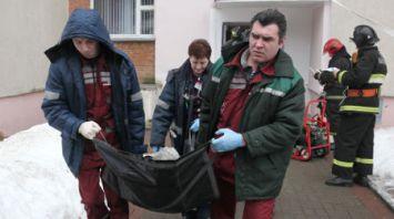 Учения на объекте с массовым пребыванием людей прошли в Витебске