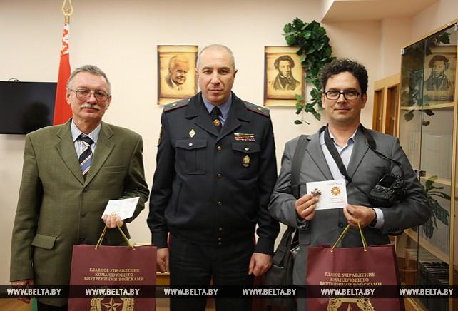 Караев вручил почетные грамоты представителям республиканских СМИ