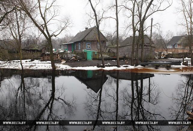 """""""Большая вода"""" ожидается в Житковичском районе"""