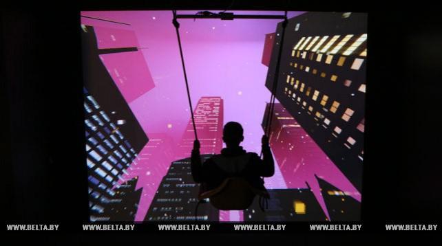 В Минске открылась интерактивная выставка Future LIVE