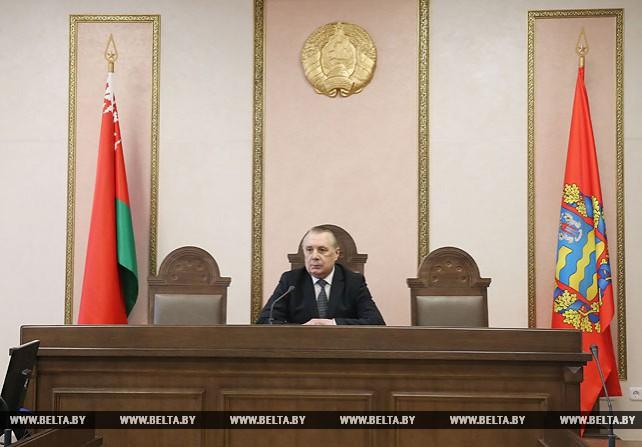 Здание суда Дзержинского района торжественно открыли после модернизации