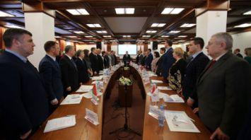 """""""Белая Русь"""" планирует развивать международное сотрудничество на новом уровне"""