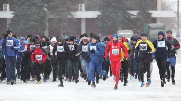 Открытый легкоатлетический пробег, посвященный 100-летию образования внутренних войск МВД Беларуси, состоялся в Гомеле