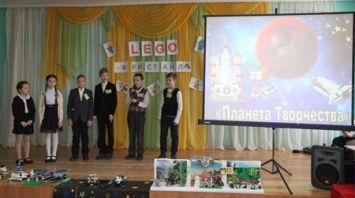 """Выставка-конкурс """"LEGO_фристайл"""" в Могилеве"""