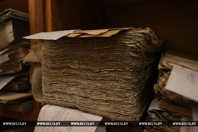 Более 1 млн документов насчитывают фонды Национального архива