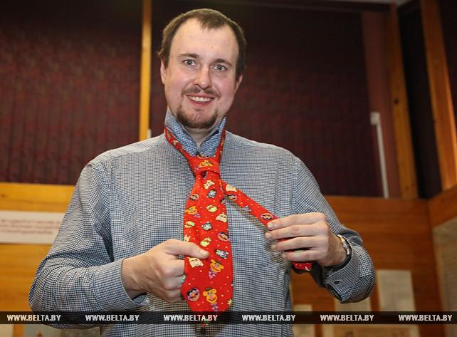Около двухсот галстуков насчитывает коллекция витебчанина Владимира Удановского