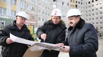 Поликлинику в микрорайоне Юг-7 в Витебске планируют ввести к концу года