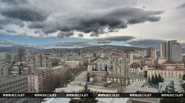 Города мира. Тбилиси