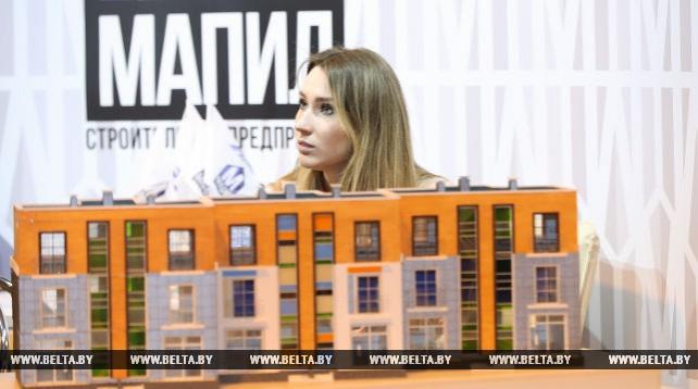 Международная выставка BUDEXPO проходит под Минском