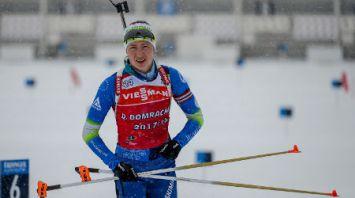 Белорусские биатлонистки готовятся к спринтерской гонке на заключительном этапе КМ в Тюмени