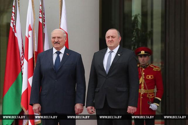 Встреча Лукашенко и Маргвелашвили прошла в Тбилиси