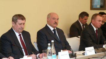 Президенты Беларуси и Грузии провели переговоры в расширенном составе