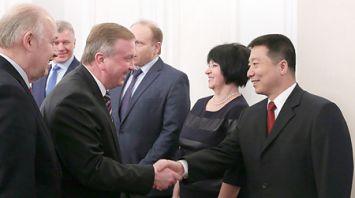 Кобяков встретился с членами исполнительного комитета Ассоциации участников космических полетов