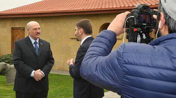 Лукашенко рассказал о видении своей роли в Беларуси и бренде страны