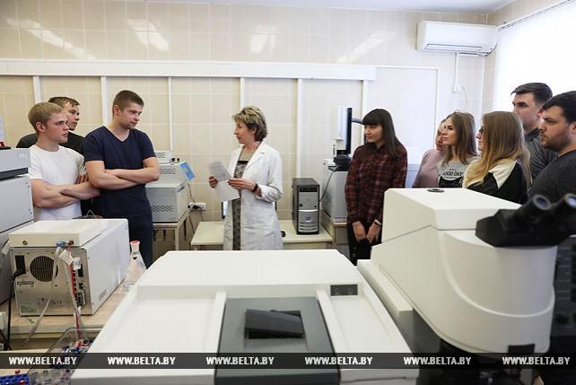 Управление Госкомитета судебных экспертиз по Витебской области провело день открытых дверей