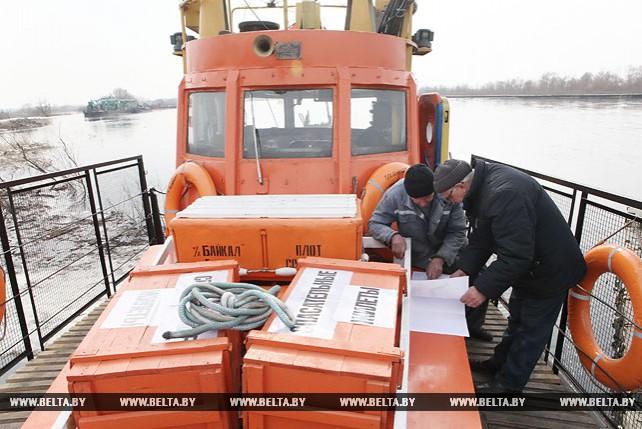 Припять направят по другому руслу на время реконструкции моста в Житковичах