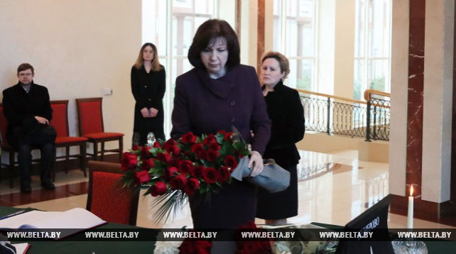 Белорусы вместе с российским народом переживают горе в связи с трагедией в Кемерово - Кочанова