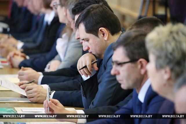Заседание Пленума Верховного суда проходит в Минске