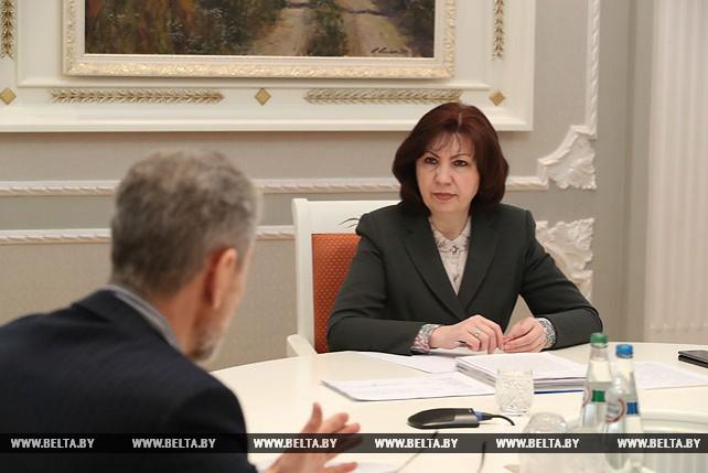 Кочанова провела личный прием граждан