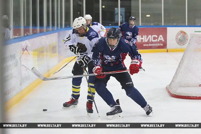 """Команда """"Грифоны"""" победила в хоккейном турнире """"Олимпийские надежды"""""""