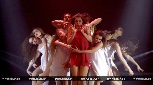 Международный межвузовский фестиваль современного танца открылся 2 апреля в Витебске
