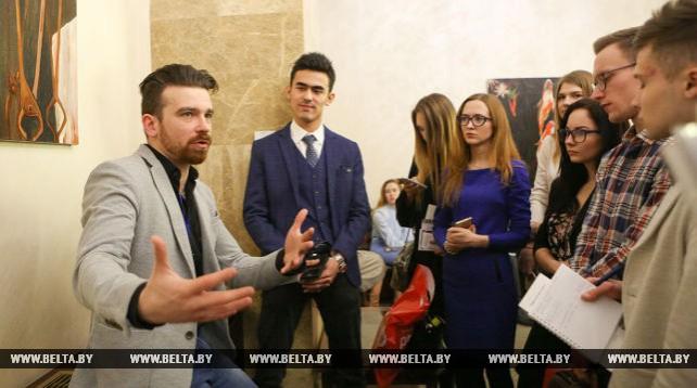 Карьерный форум БГУ прошел в Минске