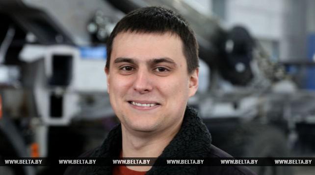 Дмитрий Смоляков - лучший инженер-конструктор Витебской области