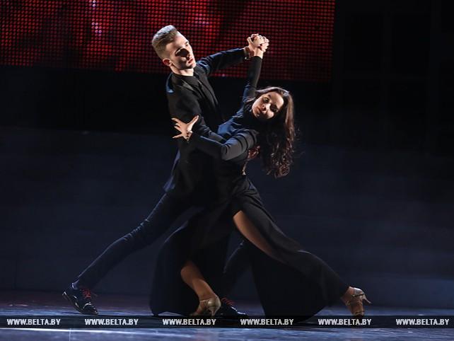 Гала-концерт закрытия межвузовского фестиваля современного танца прошел в Витебске