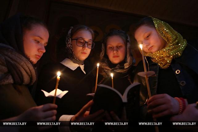 Православные отметили Великий четверг