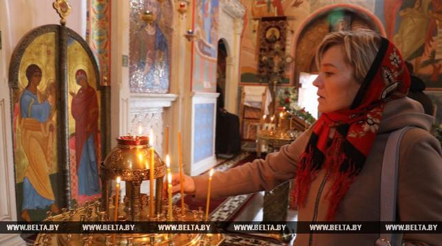 Православные верующие отпраздновали Благовещение