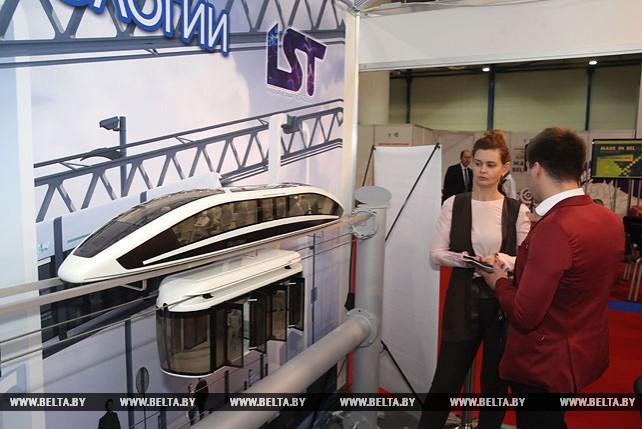 Выставка Made in Belarus в Киеве