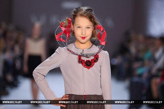 Дни детской моды Kids' Fashion Days начались в Минске
