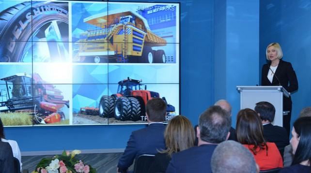 Белорусские предприятия презентовали в Москве иностранным дипломатам бизнес-проекты