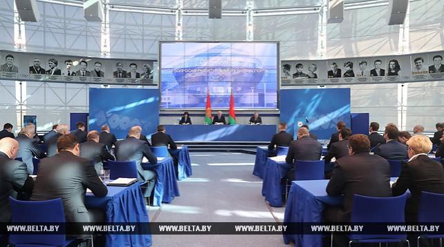 Президент проводит совещание по вопросам развития зимних видов спорта
