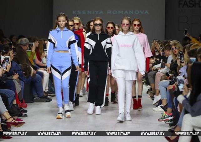 Более 30 дизайнеров принимают участие в Неделе моды в Беларуси