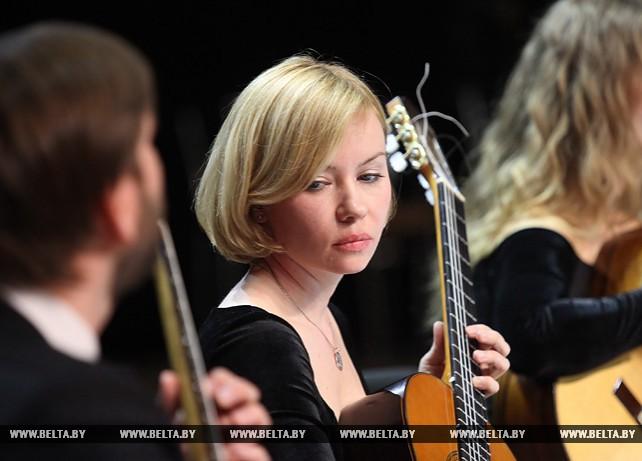 """XIII международный конкурс """"Ренессанс гитары"""" в Гомеле"""