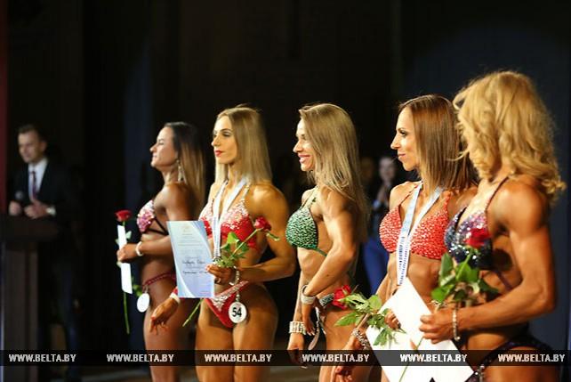 Чемпионат Беларуси по бодибилдингу и фитнесу в Минске