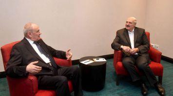 Лукашенко в Кишиневе встретился с экс-президентом Молдовы Николаем Тимофти