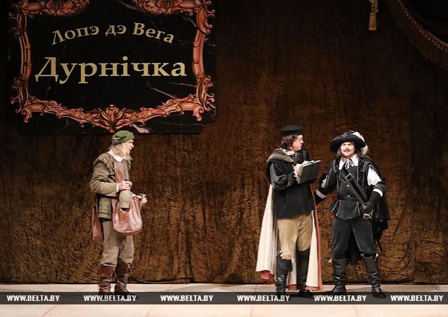 """Лирическую комедию """"Дурочка"""" покажет коласовский театр в Витебске"""