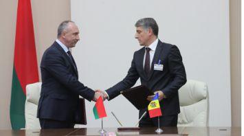 Беларусь и Молдова подписали документы о развитии сотрудничества в различных сферах