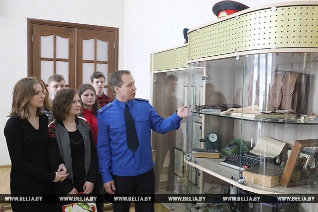 День открытых дверей провели сотрудники Следственного комитета в Витебске