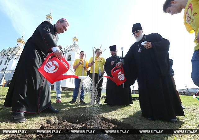 Фестиваль добра прошел в Минске