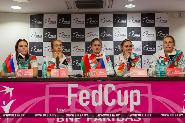 Выбор игроков для парной встречи в Кубке Федерации был верным - капитан белорусской команды