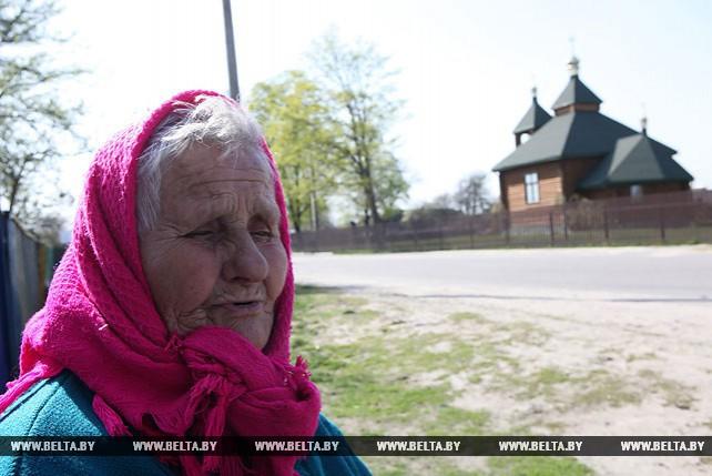 Агрогородок Тонеж Лельчицкого района