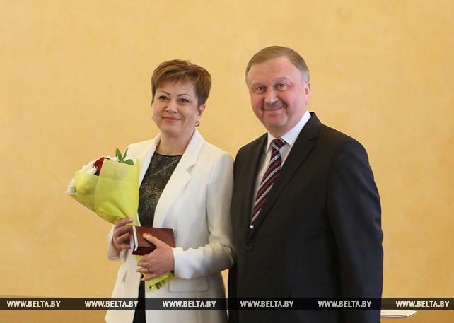 Кобяков вручил госнаграды более чем 100 представителям различных сфер