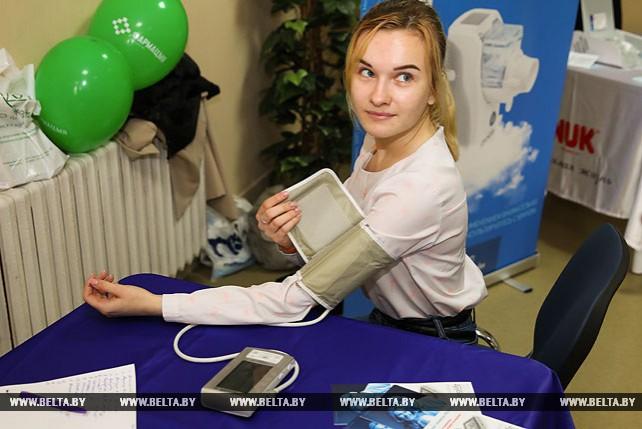 Акция, посвященная Международному астма-дню, прошла в Бресте