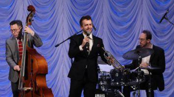 Нью-йоркский джазовый трубач и певец выступил в Витебске